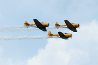 Harvards (T6 in the US)
