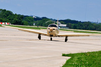 Mooney Taxing Out.....