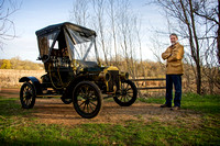 1907 Ford Model S