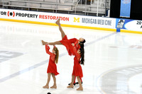 San Francisco, USA -Junior Free Skate